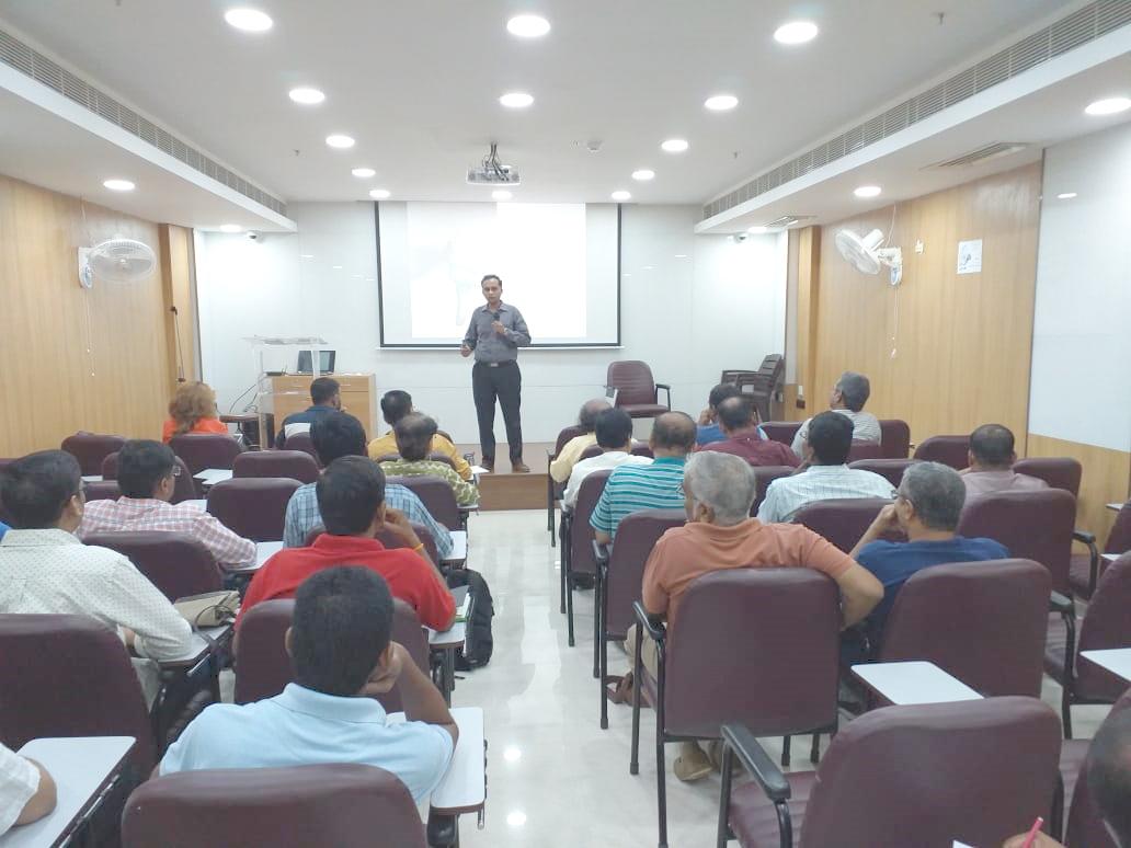 seminar by jyothinath balaji
